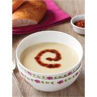 Sütlü Sarı Mercimek Çorbası
