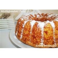 Havuçlu Tarçınlı Kek (Mutfak Ve Tatlar)