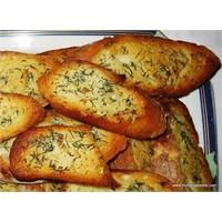 Sarmısaklı Ekmek Nasıl Yapılır?