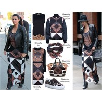 Givenchy: Lily & Kim