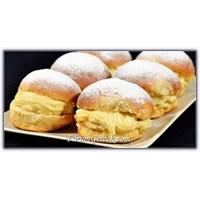 Kremalı Çörek Tatlısı Tarifi