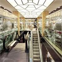 İnditex Grubu'nun 5.000'nci Mağazası(Eco-fashion)