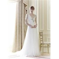 Jenny Packham 2014 Sonbahar Bridal Koleksiyonu
