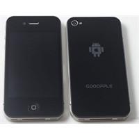 Çinliler Android Ve İphone'u Birleştirdiler!