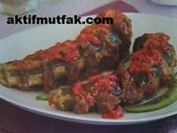 Kazan Kebabı Domates Soslu