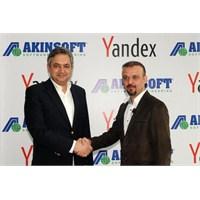 Yandex Akınsoft Ortaklığı
