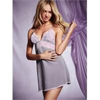 Candice Swanepoel: Victoria's Secret Gecelikleri