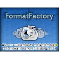 Dosya Formatı Değiştirmek İçin: Format Factory