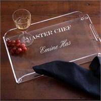 Benim Annem Master Chef – Akrilik Tepsi