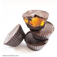 Balkabaklı Ve Hurmalı Çikolata