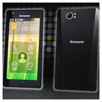 İntel Atom İşlemcili İlk Telefon: Lenovo K800