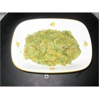 Brokolili Ve Kestaneli Sebze Püresi