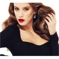 Serenay Sarıkaya'nın Saç Modelleri 2014