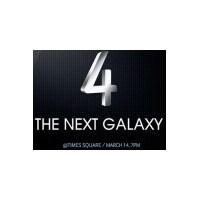 Samsung Galaxy S4 Tanıtımı
