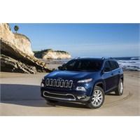 2014 Jeep Cherokee Gün İşığına Çıktı