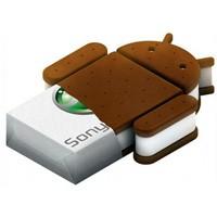 Sony Xperia Telefonları İçin İce Cream Sandwich