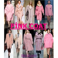 Pink Coat Style !
