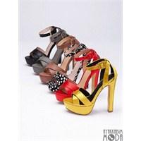 Victoria's Secret'in Ayakkabı Tasarımları
