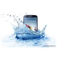 Suya Ve Toza Dayanıklı Galaxy S4 Geliyor!