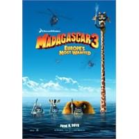 Madagaskar 3: Avrupa'nın En Çok Arananları Filmi