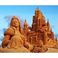 Kumdan Yapılmış Olağanüstü 40 Heykel