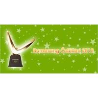 Bumerang Ödülleri En Tarz Blog Adayıyım