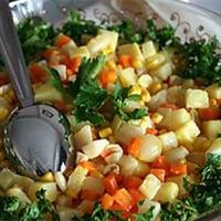 Karışık Kereviz Salatası