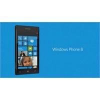 Microsoft Windowslu Telefonları Oyuncak Gibi