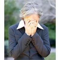 Yaşlıların Yüzde 20'si Depresyon Yaşıyor