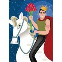 Ahırdaki Beyaz Atlı Prens..