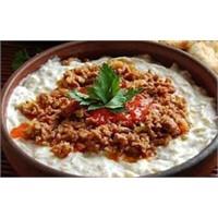 Ali Nazik Kebabı / Gaziantep Yöresi