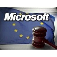 Avrupa Birliği Microsoft'a Cezayı Kesti