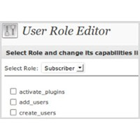Wordpress User Role Editor Eklentisi Nedir ?