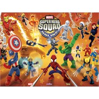Marvel Super Hero Squad Online 4 Milyona Ulaştı!