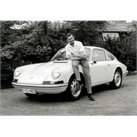Efsane Porsche 911'in Tasarımcısına Veda