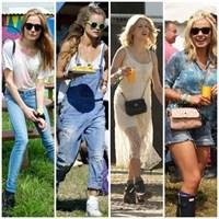Glastonbury Festivali 2013 - Kim Ne Giymiş?