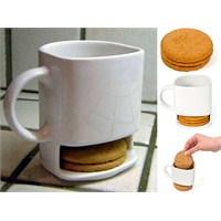 Bisküvi Kupa Bardak - Biscuit Mug
