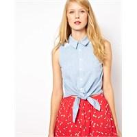 Bayanların Yaz Trendleri : Kot Gömlek Modası