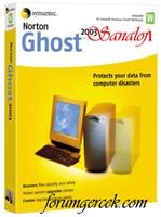 Norton Ghost İle Sistem Yedekleme - Format Atmaya