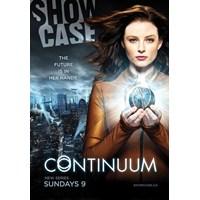 Continuum | Dizi Tanıtımı