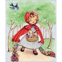 Kırmızı Başlıklı Kız-(Seslendirdiğim Masallar)