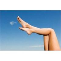 Kusursuz Bacaklara Sahip Olmak İçin