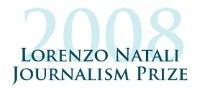 Gazeteciler İçin Lorenzo Natali Ödülü