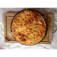 Peynirli Kabaklı Dereotlu Nefis Kiş
