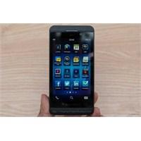 Video- Blackberry 10 L Şubat Ayında Türkiye' De!
