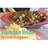 Nohut Salatası...
