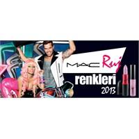 Mac Ruj Renkleri 2013