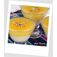 Portakal Pelteli Tatlı