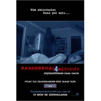 Paranormal Activity 4 Fragmanını İzleyin
