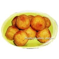 Patates Topları Mutfak Ve Tatlar